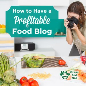 How to Start a Food Blog that Makes Money