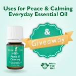 Everyday Essential Oils: Peace and Calming Uses and Giveaway