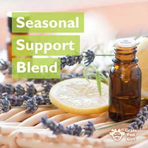 Easy Homemade Essential Oil Recipe for Seasonal Support Roll On