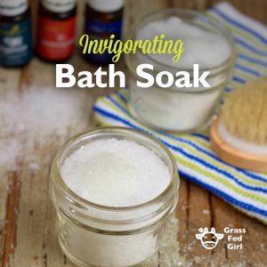 Invigorating Bath Soak