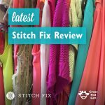 Latest Stitch Fix Review