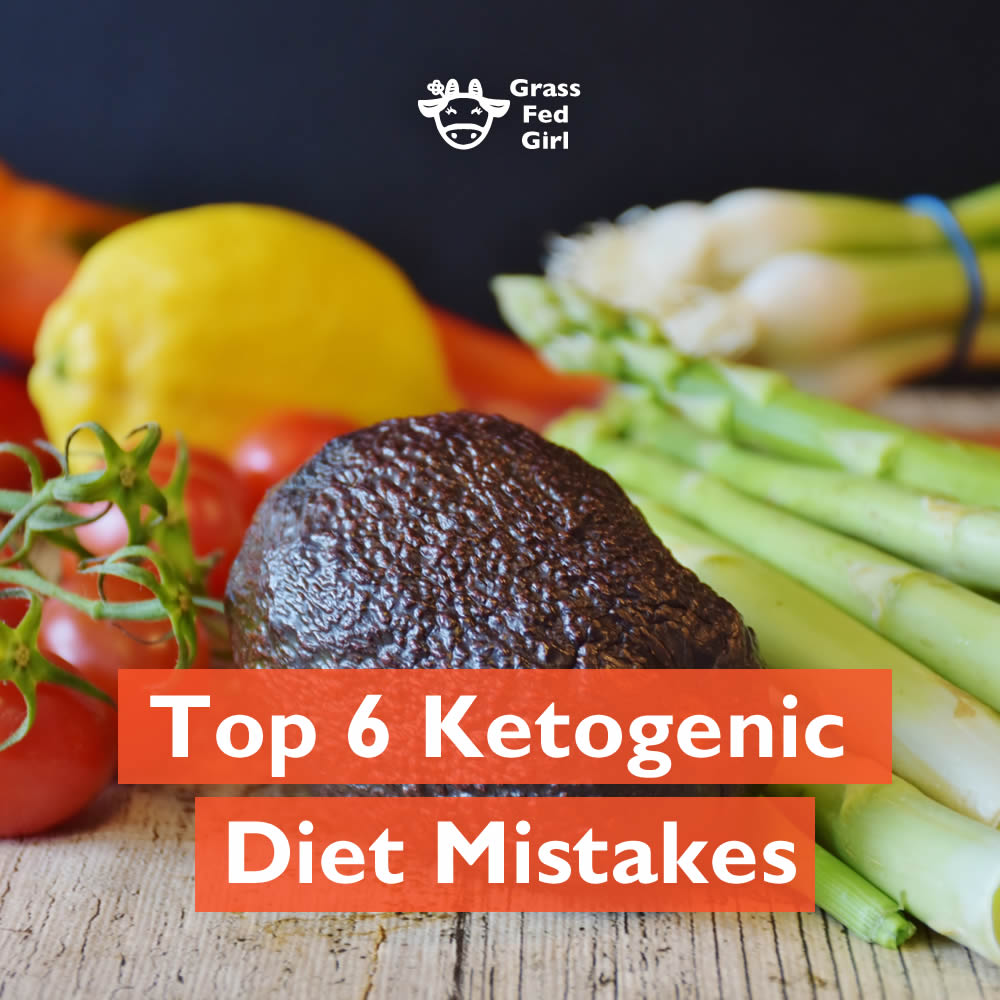 6 Common Ketogenic Diet Mistakes