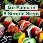 9 Simple Steps to Paleo Diet