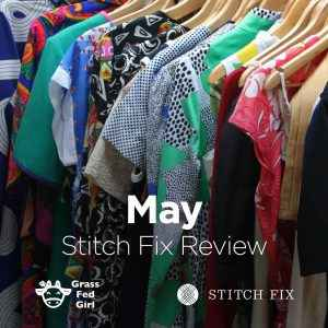 May Stitch Fix Review