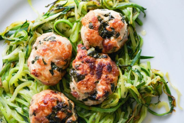 aip turkey cavolo nero meatballs1