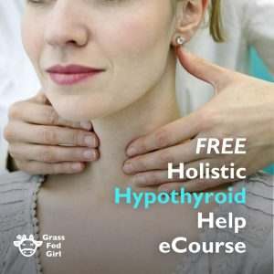 Free Holistic Hypothyroid Help E-course