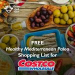 Mediterranean Paleo Diet Shopping List for Costco