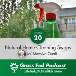 Natural Home Cleaning Swaps