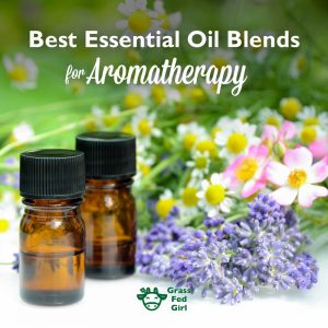 Best Essential Oil Aromatherapy Blends
