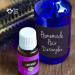 Homemade Hair Detangler Recipe