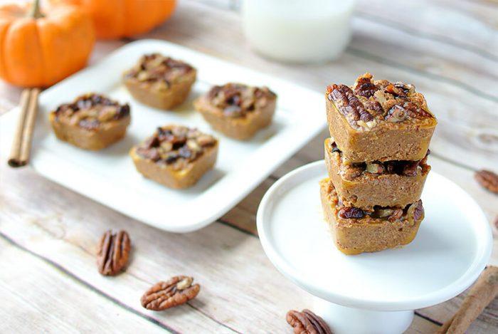 pumpkin-pie-bites2 for Keto Pumpkin Treats