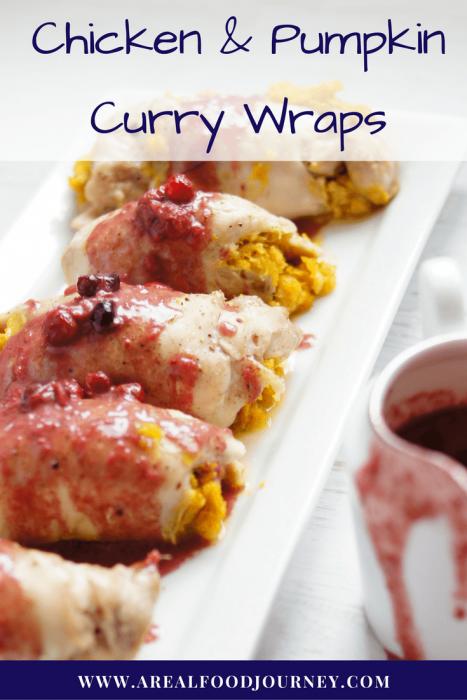 chicken-and-pumpkin-curry-wraps-1 for Keto Pumpkin Treats