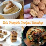 Low Carb Keto Pumpkin Recipes Roundup