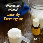 Homemade Non-Toxic Laundry Detergent