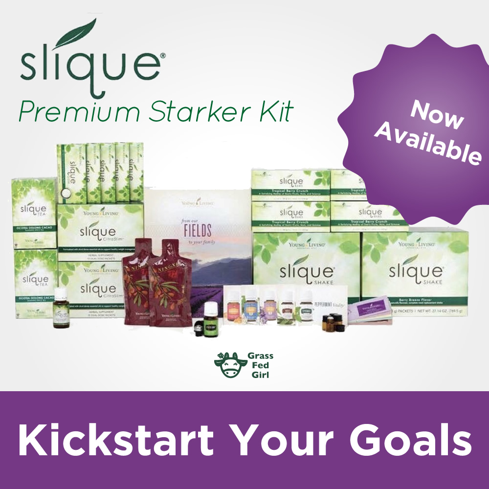 Young Living Slique In 60 Weight Loss Challenge Premium Starter Kit Be Sure To Pin It