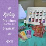 Spring Essential Oil Premium Starter Kit Giveaway