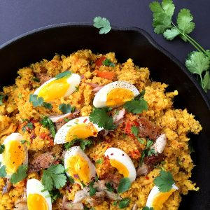 cauliflower Kedgeree