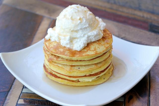 Healthified Protein Pancakes