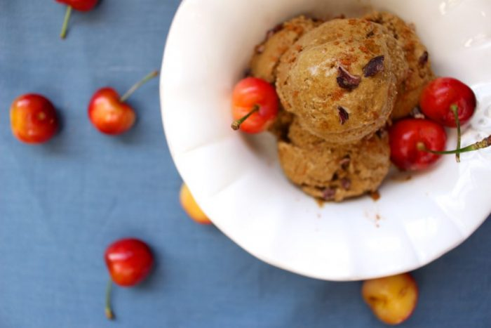 Cinnamon Ginger Molasses No-Churn Low Carb Ice Cream recipes
