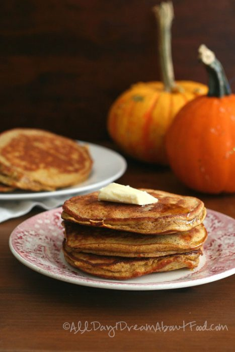 Pumpkin pancakes with coconut flour low carb pancakes