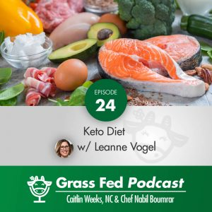 Keto Diet with Leanne Vogel