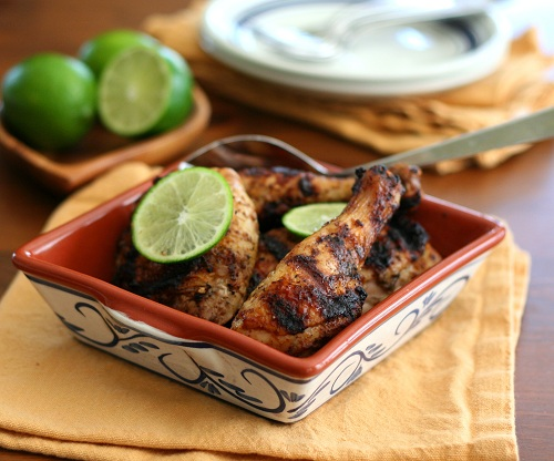 Keto BBQ Recipes for CHIPOTLE LIME GRILLED CHICKEN