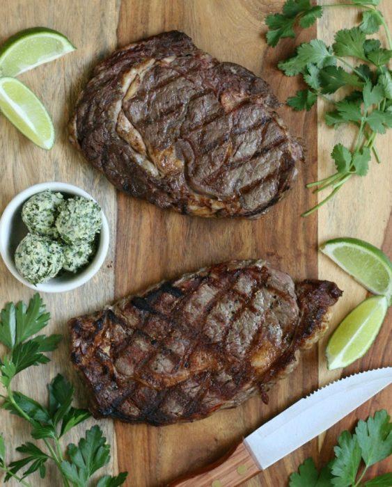 Keto BBQ Recipes for Grilled Ribeye Steak
