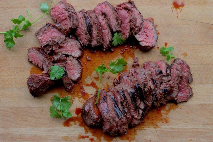 Keto BBQ Recipe for Hanger Steak