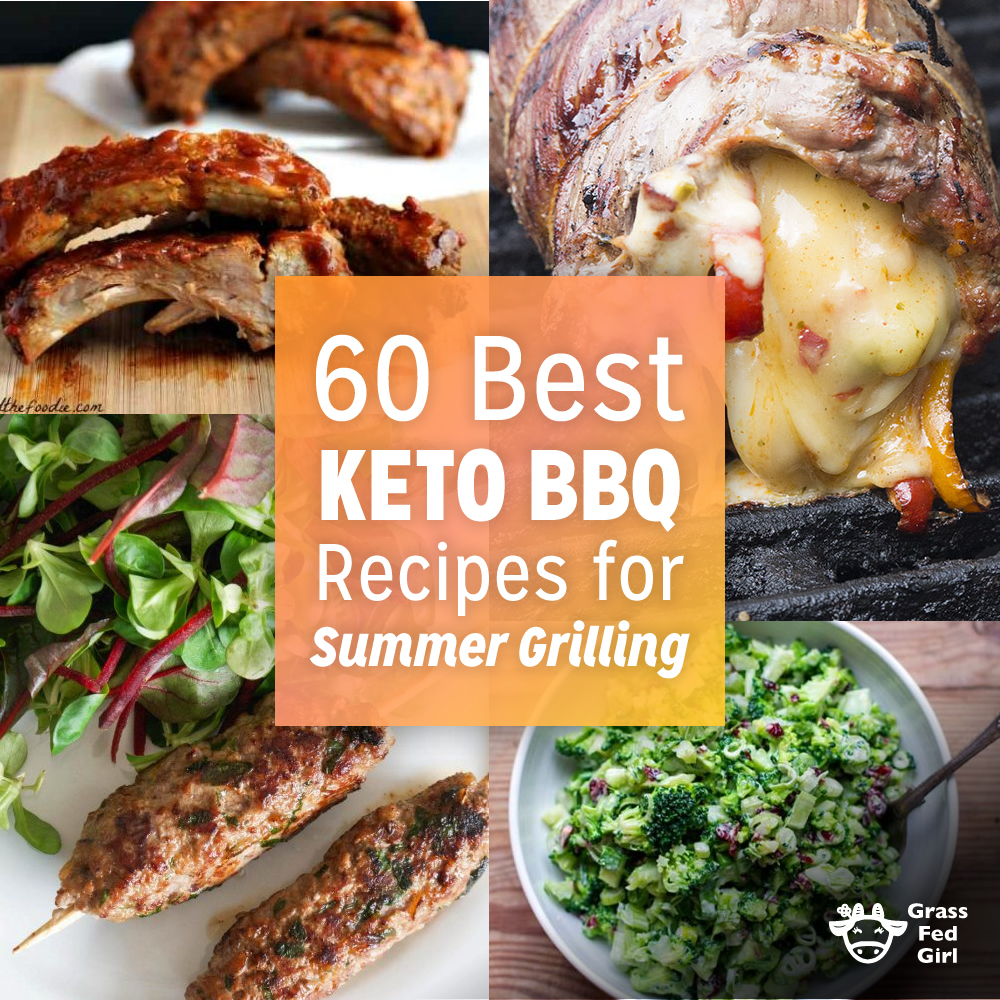 Keto Low Carb Summer Grilling Recipes