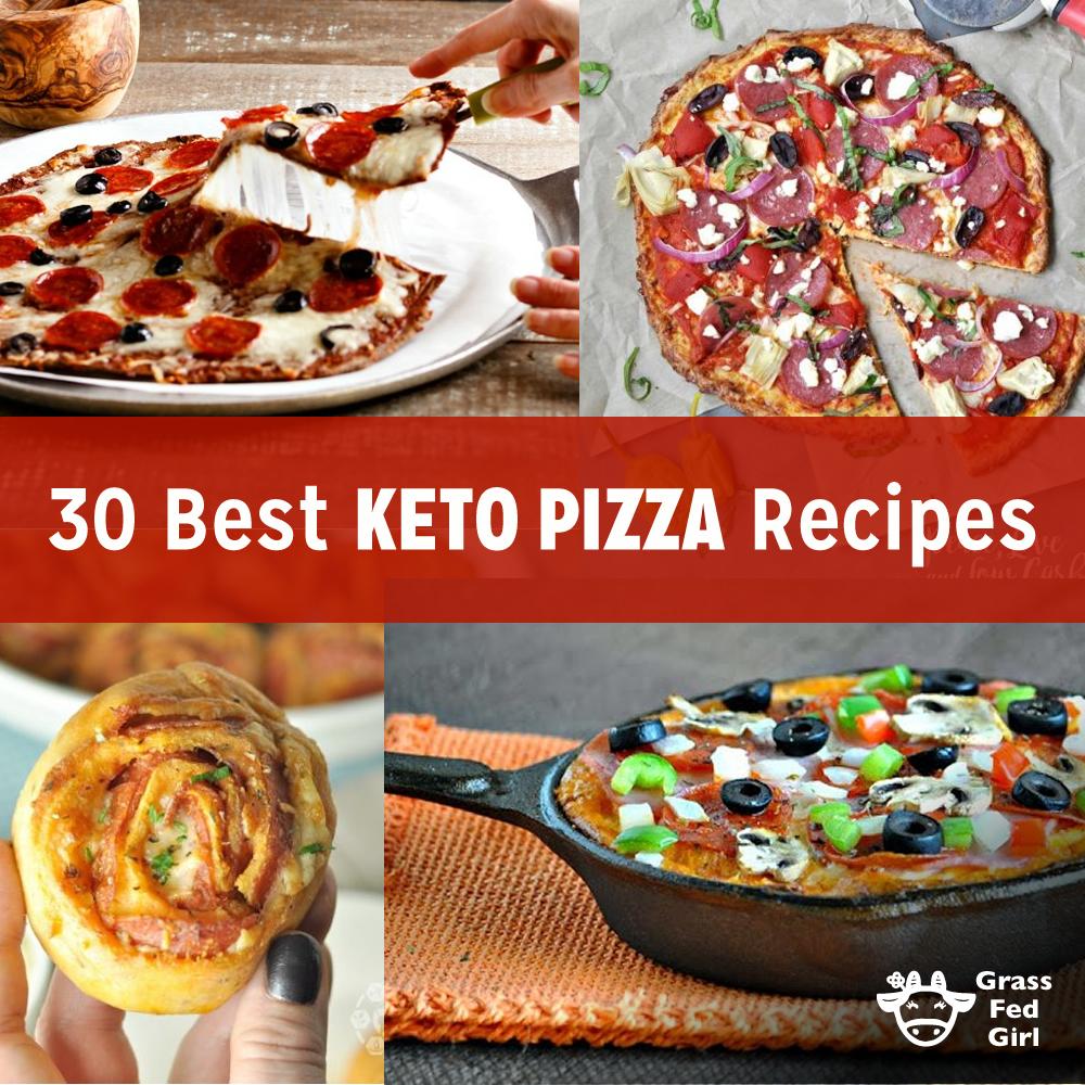 30 Keto Pizza Recipes