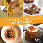 30 Best Keto and Low carb Pancakes Recipes
