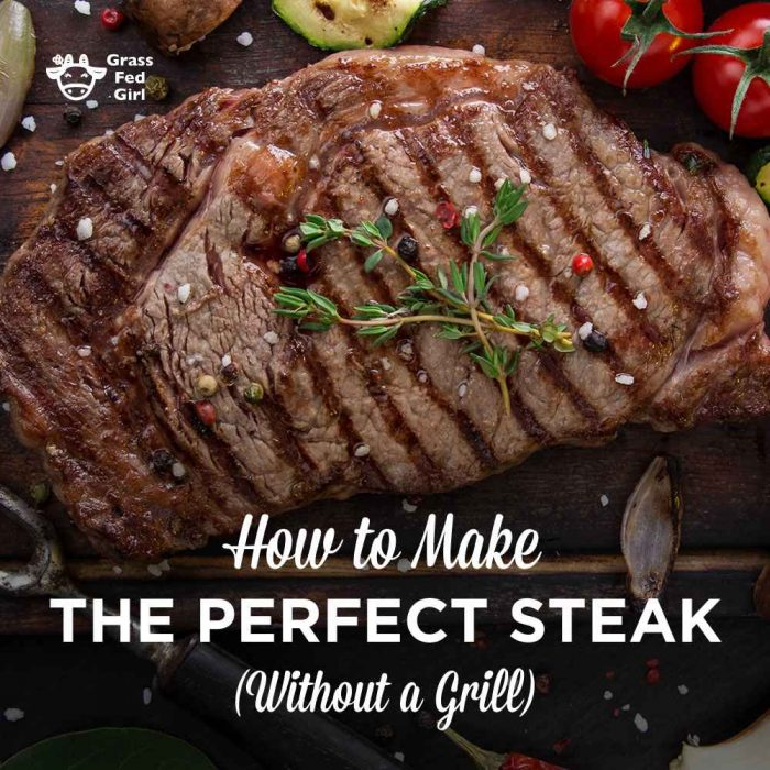 Keto BBQ Recipe for Perfect steak without Grill
