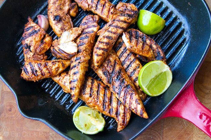 Keto BBQ Recipes for Spicy Paprika and Lime Chicken
