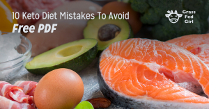 10 Keto Diet Mistakes To Avoid – Free PDF