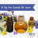 Free Essential Oils 101 14 Day E-Course