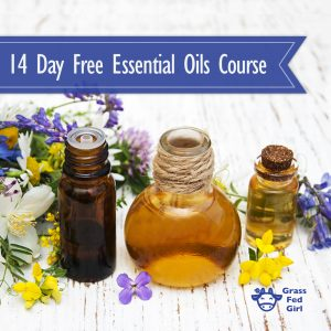 Free Essential Oils 101 14 Day E-Course