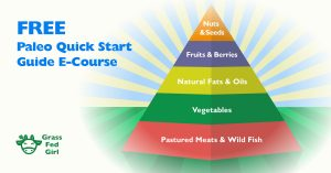 Free Paleo Diet Quick Start Guide E-Course