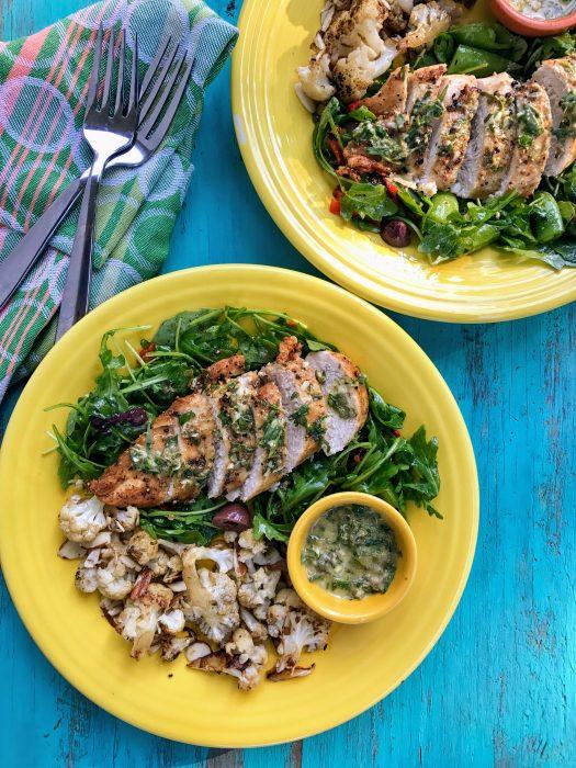 Keto Salsa Verde Chicken Recipe
