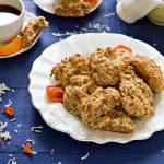 Paleo Egg Free Apricot Breakfast Cookies