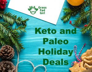 Healthy Keto and Paleo Black Friday Deals 2017