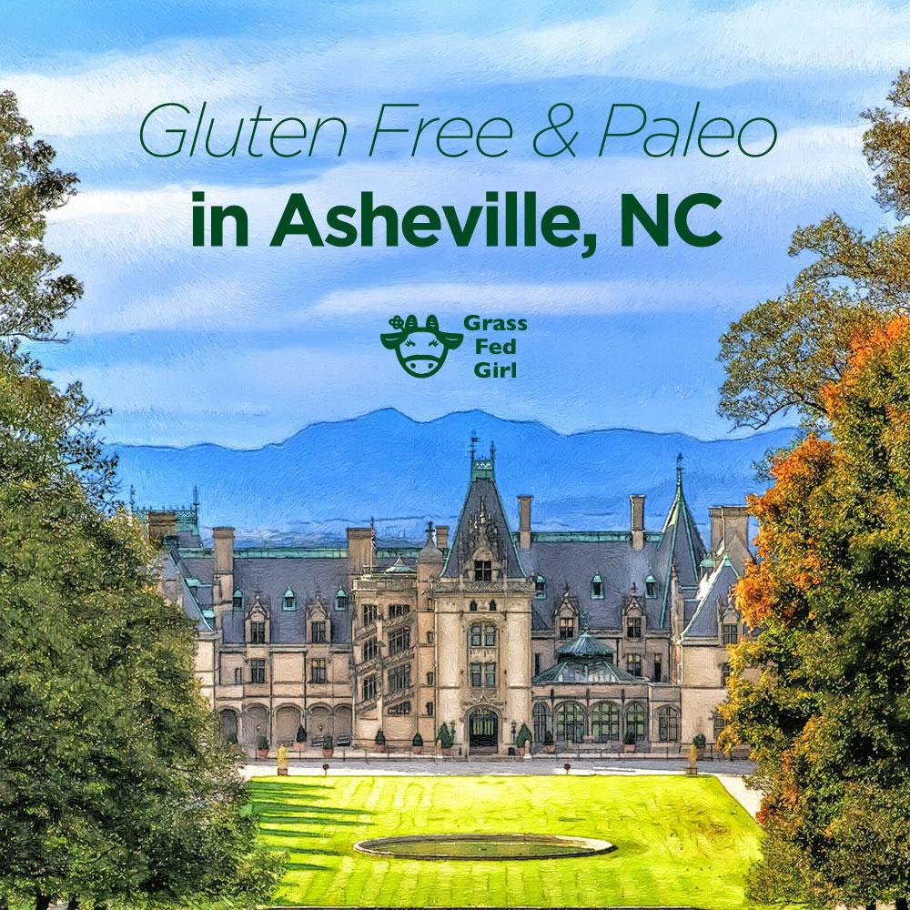 Healthy Gluten Free Asheville Restaurants