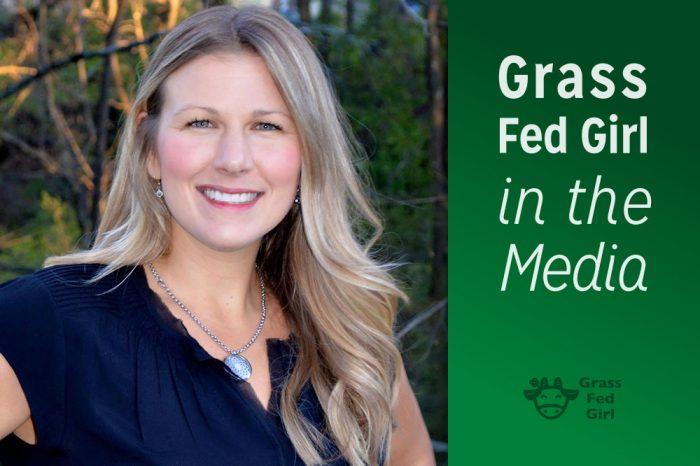 Media opportunities grass fed girl
