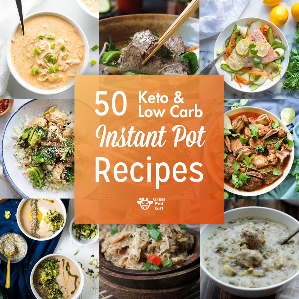 Keto And Low Carb Instant Pot Recipes