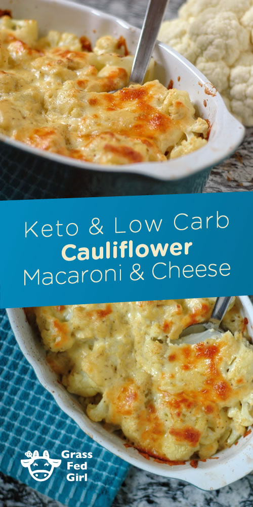 Keto Macaroni and Cheese