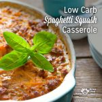 Low Carb Baked Spaghetti Squash Casserole Recipe
