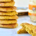 Keto Macadamia Nut Butter Cookies