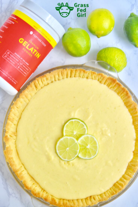 Keto Key lime pie-4