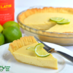 Best Keto Key Lime Pie Recipe (dairy free option)