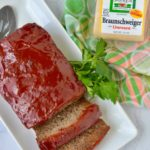 Keto Meatloaf Recipe with Hidden Braunschweiger