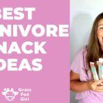 Carnivore Diet Snack Ideas